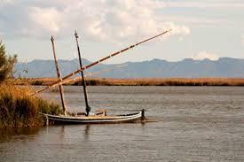 Barque de pêche traditionnelle