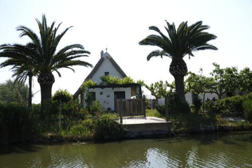Maison typique de la Albufera