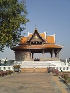 Temple du fort