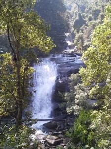 Water falls parc national Doi Intheron