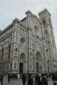 La cathedrale de Firenze