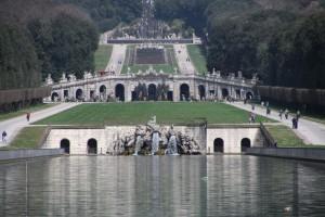 Le parc de Caserta