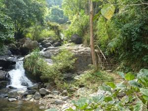 Cascade de Vang Vieng
