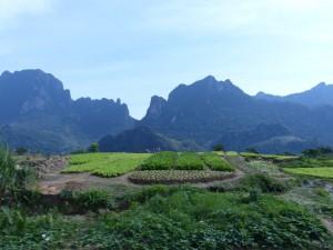 Entre Vang Vieng et Phonsavan