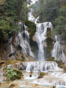 Cascade de Kuang Si