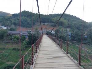 Le pont de Nong Khiaw