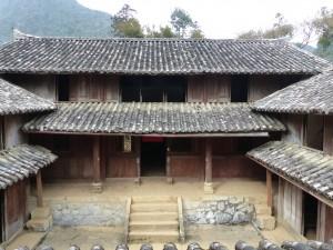 Le palais H'Mong
